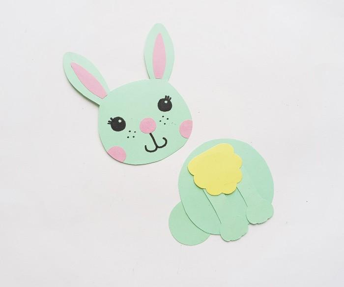 Easter Bunny Craft step 5