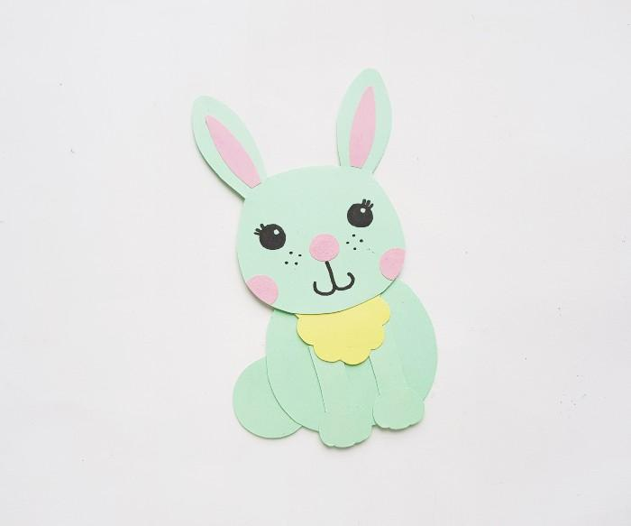 Easter Bunny Craft step 6