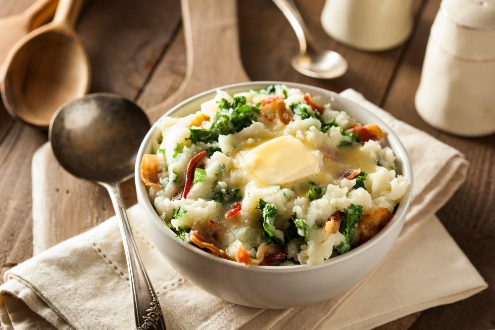 Colcannon Irish dish