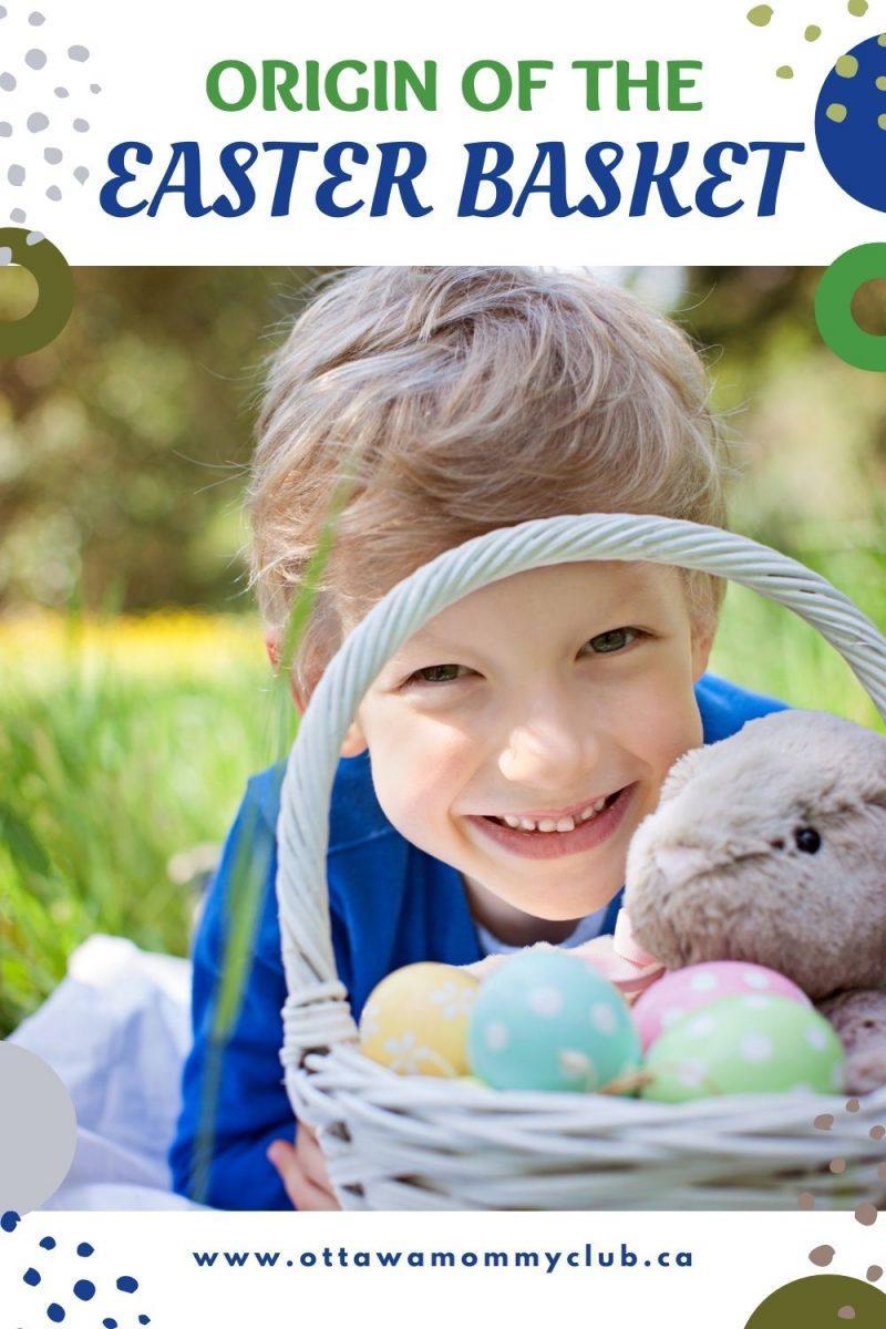 origin of the Easter Basket