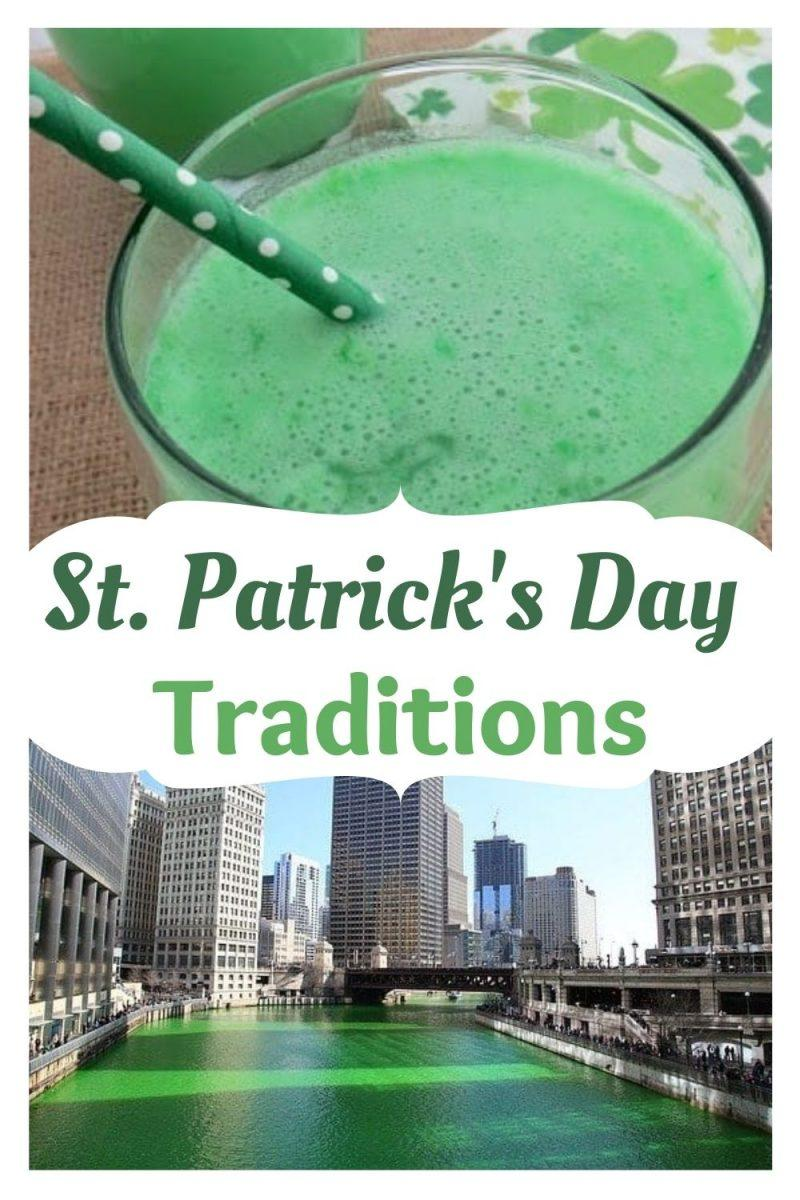 Popular Patrick's Day Traditions