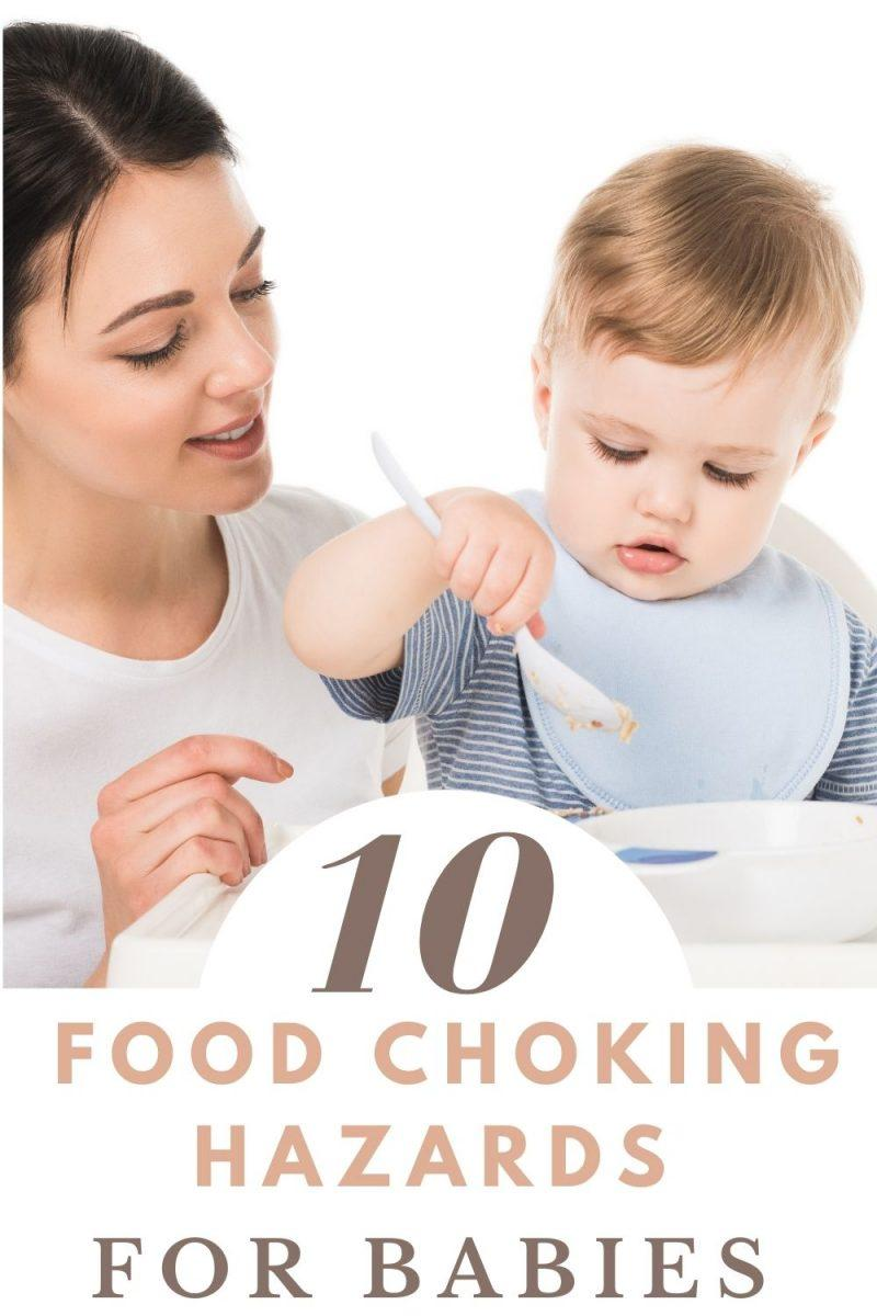 10 Food Choking Hazards For Babies and Small Children