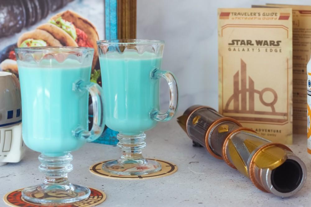 Bantha Milk Cocktail Inspired By Star Wars Galaxy's Edge