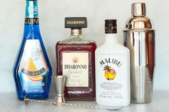 Bantha Milk Alcohol ingredients