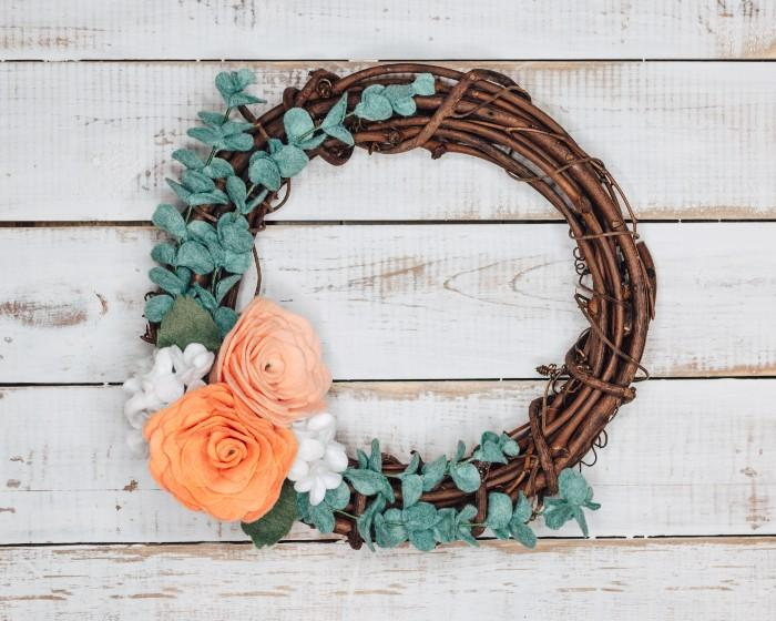DIY Spring Wreaths For The Home