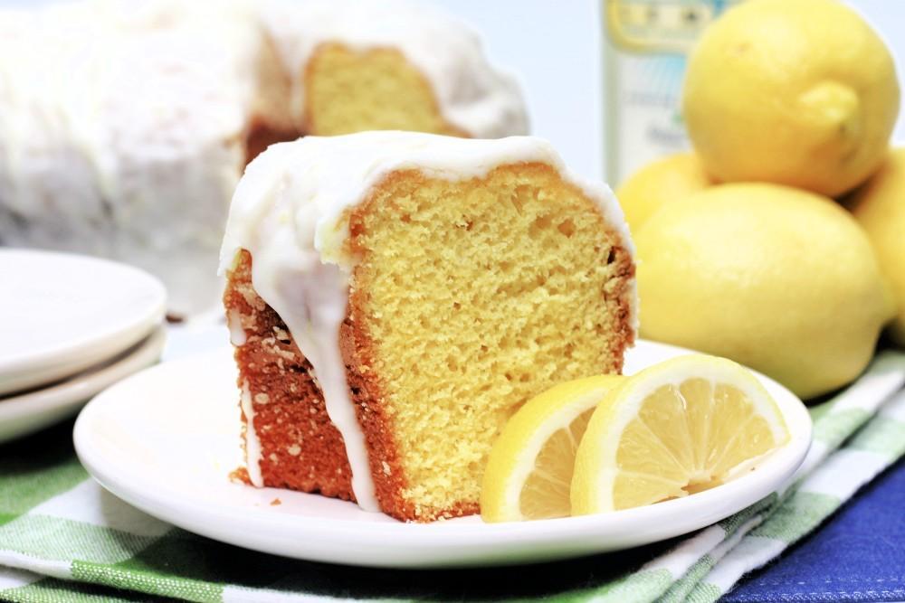 Lemon Drop Bundt Cake Recipe with Deep Eddy Lemon