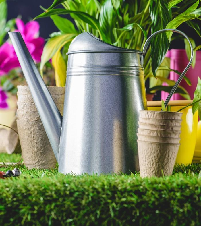 make the most of a small garden
