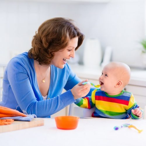 Easy Homemade Baby Food