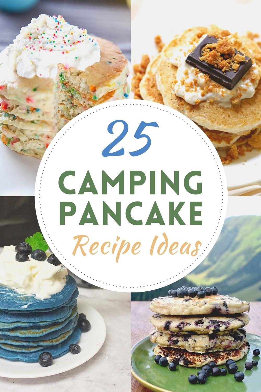 25 Camping Pancake Recipe Ideas