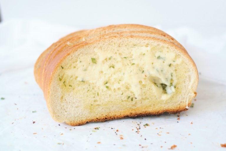 Cheesy Garlic Bread Loaf Recipe