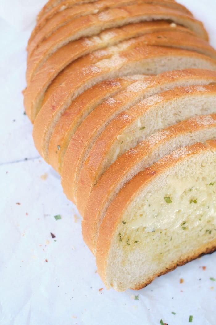 Cheesy Garlic Bread Loaf