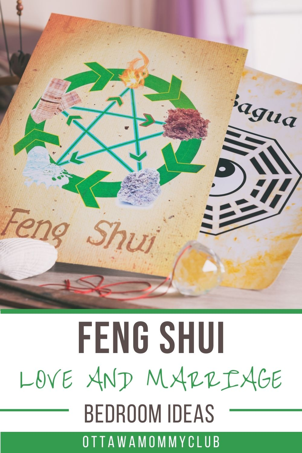 Feng Shui Love and Marriage Bedroom Ideas