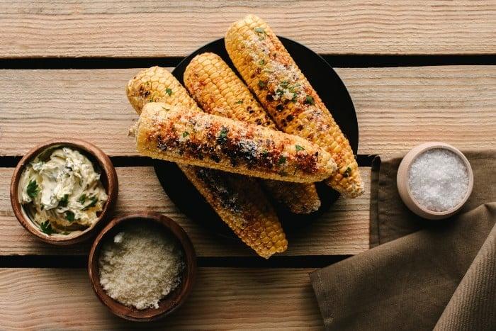 Fire Roasted Corn