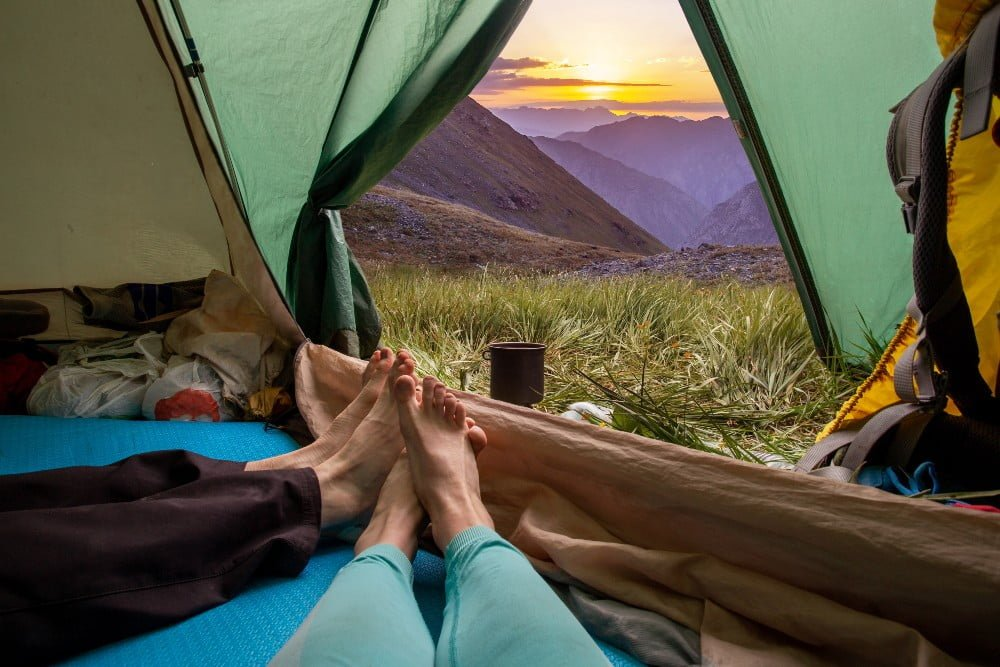 Wilderness Camping Tips For Couples
