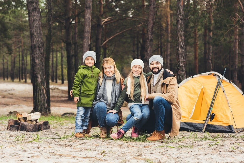 Wilderness Camping Tips For Families