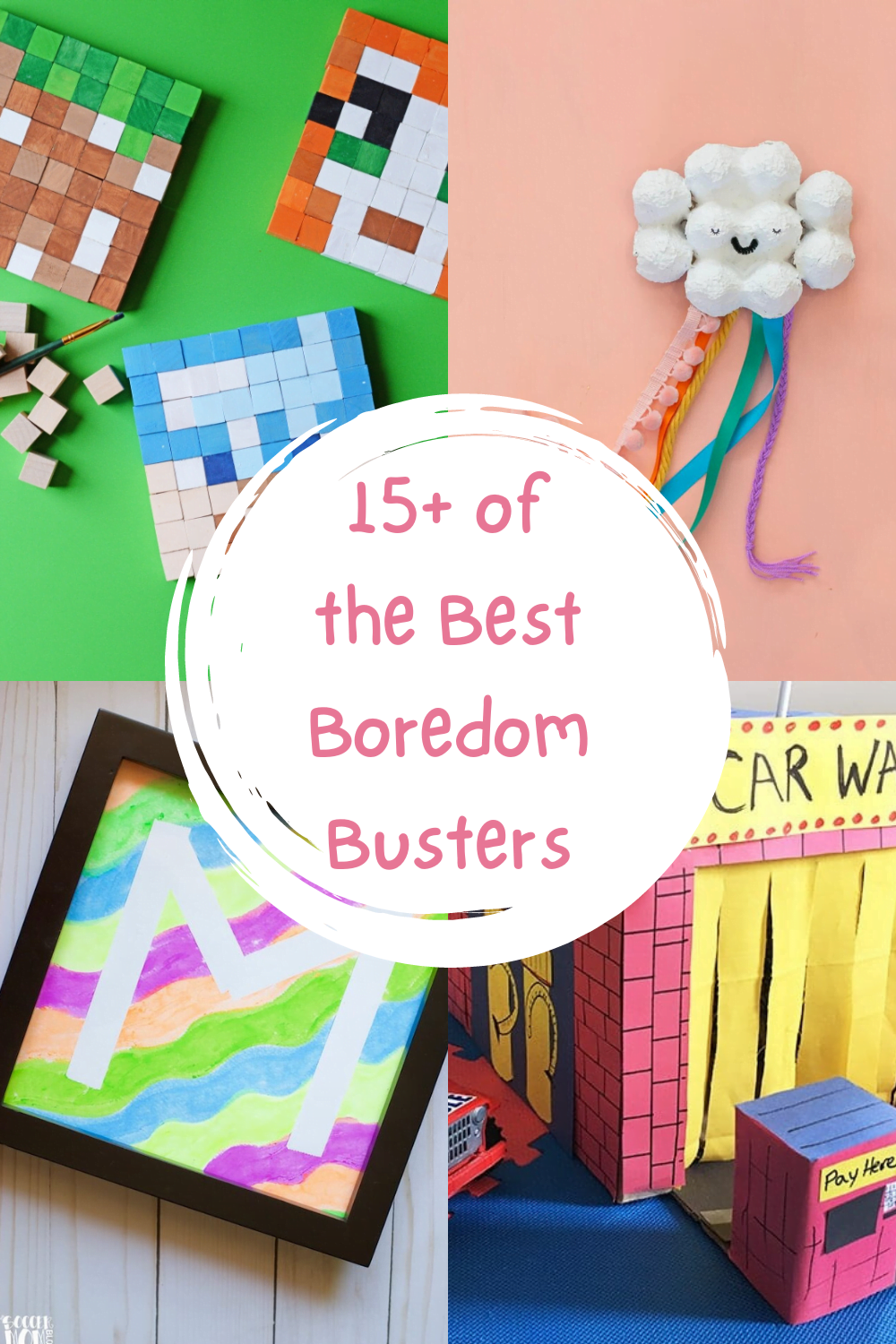 15 Summer Boredom Busters For Kids