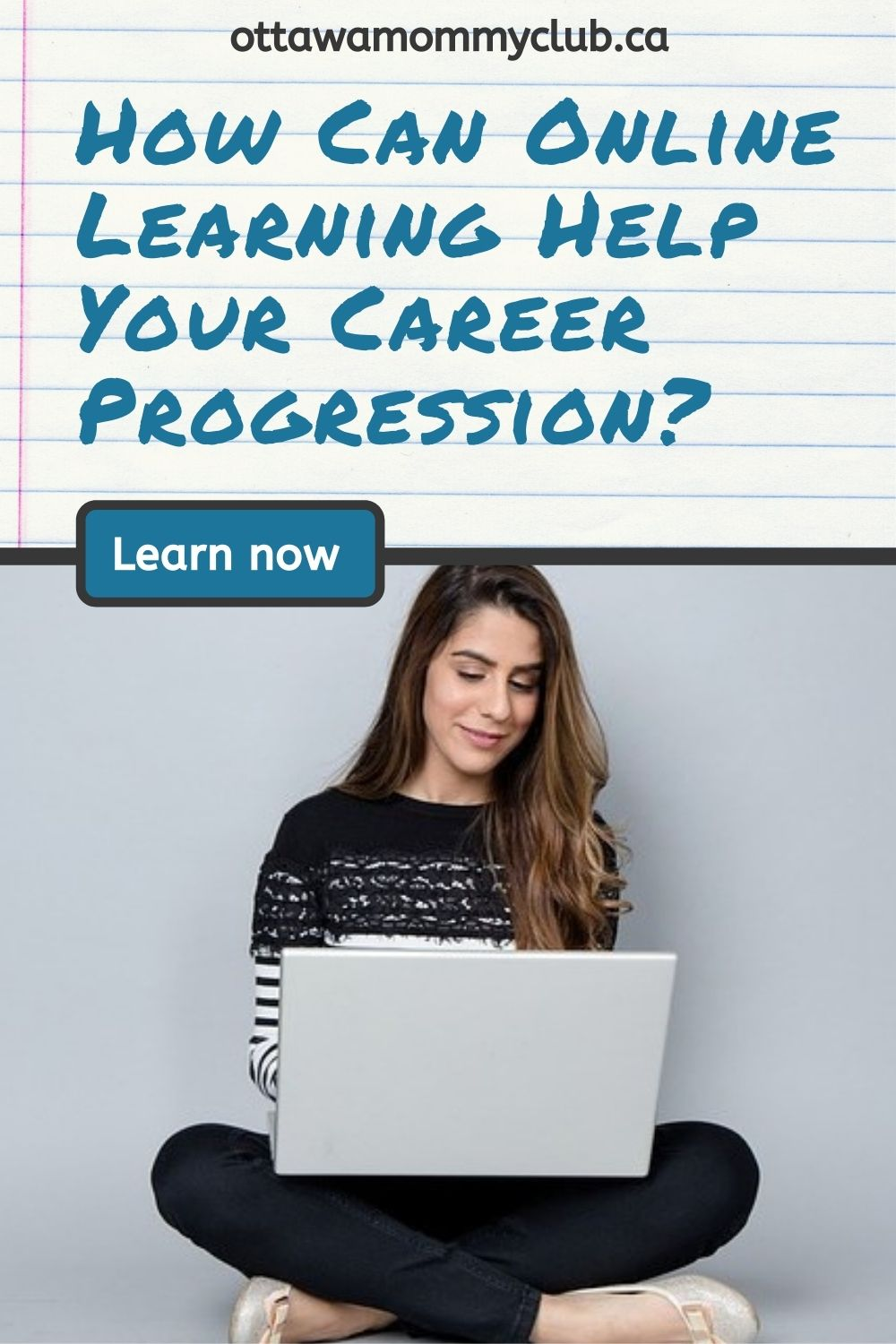 How Can Online Learning Help Your Career Progression?