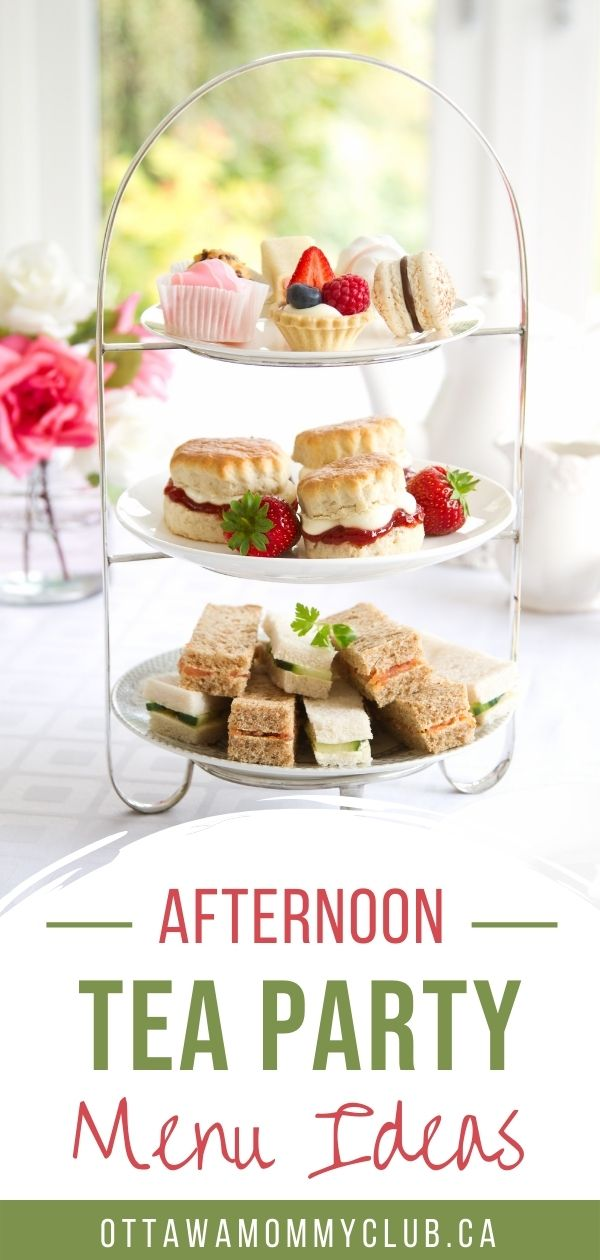 Afternoon Tea Party Menu Ideas and Planning Tips