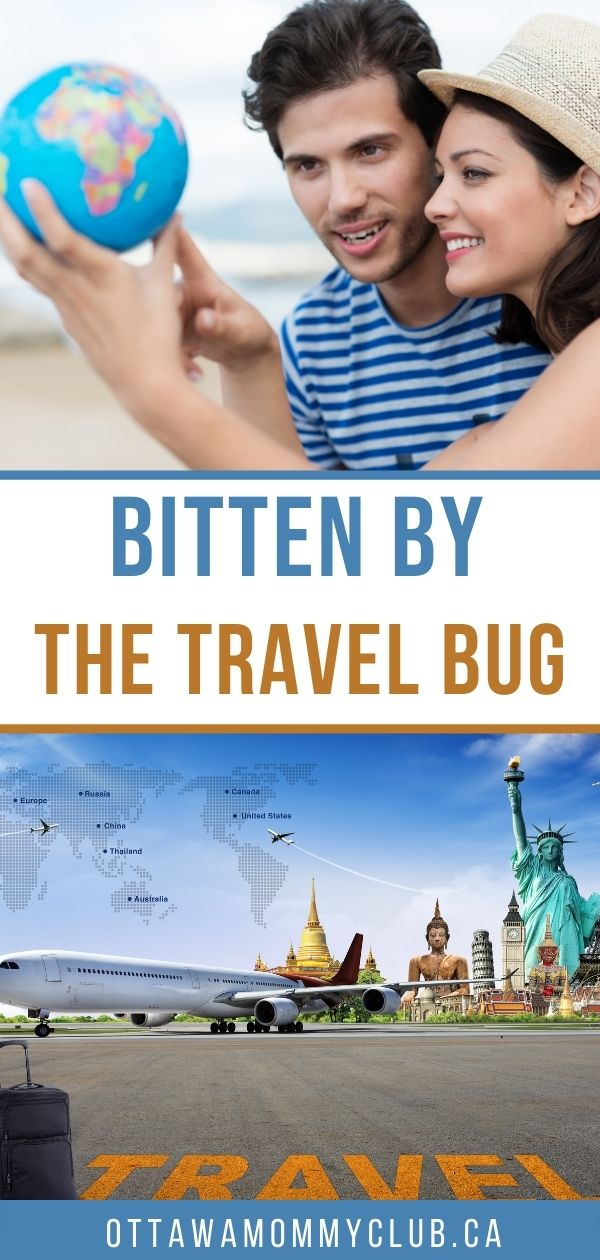 Bitten By The Travel Bug