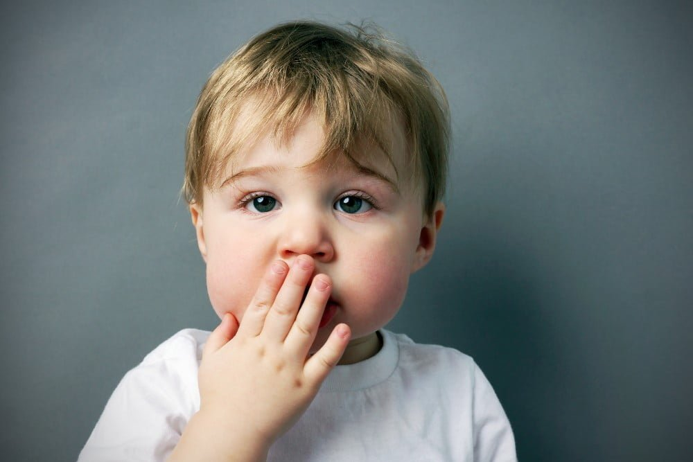 Reasons for toddler vomiting