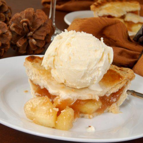 Apple Pie A La Mode Recipe