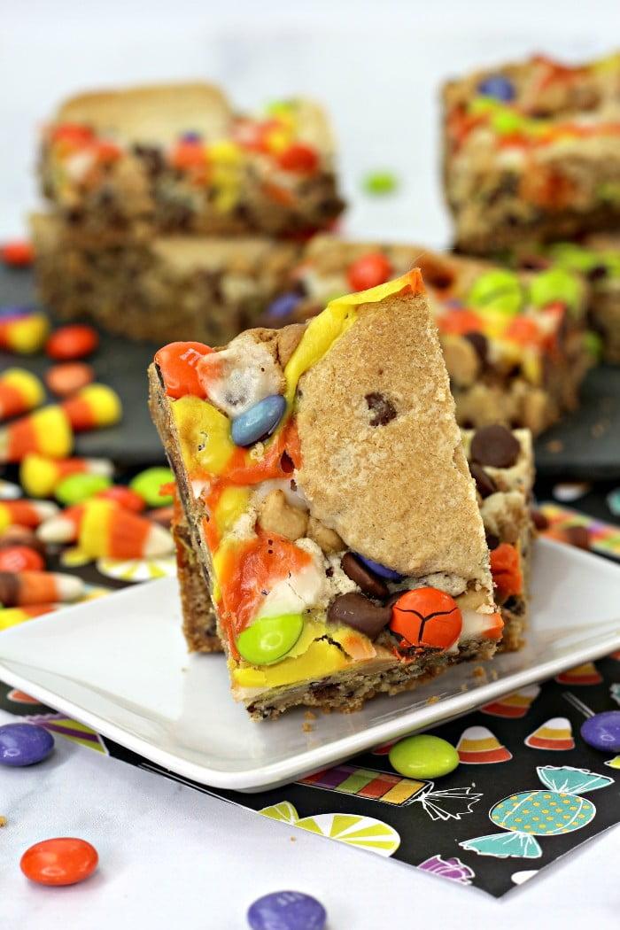 Candy Cookie Bar Recipe
