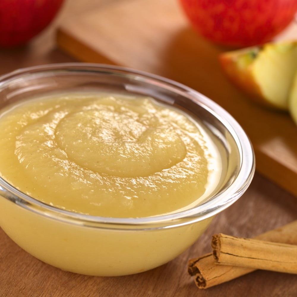 Best Homemade Applesauce Recipe