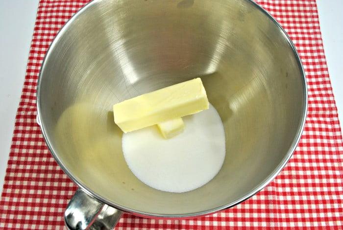 Snickerdoodle apple cobbler in process 3